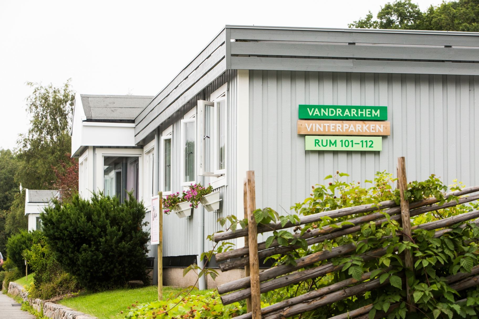 Lisebergsbyn/Vandrarhem