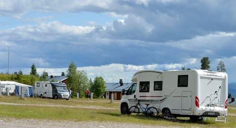 Idre Fjälls husvagnscamping