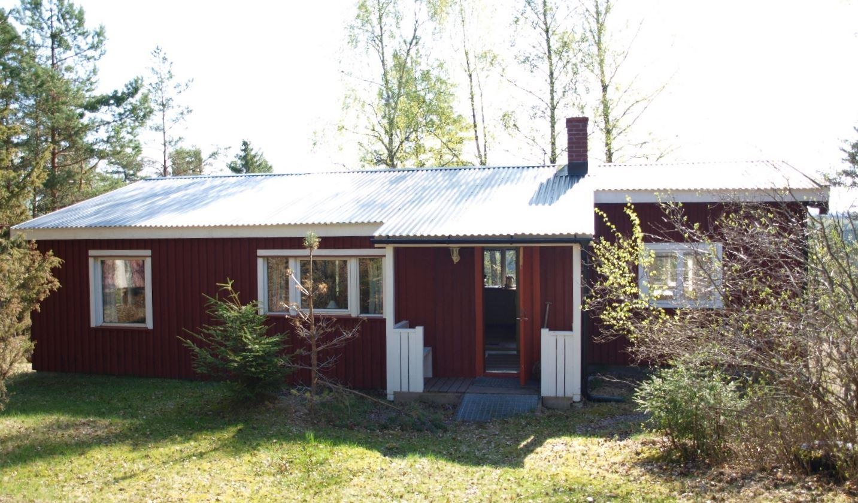 BFS140 Tagetoppen - hoch über dem See Västra Silen