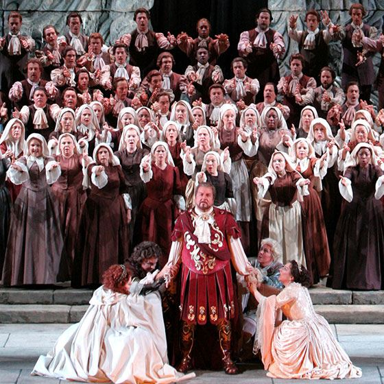 Idomeneo - The Met Live HD.