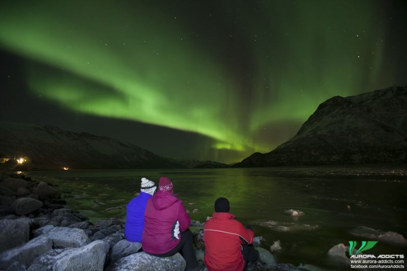 Chase the Northern Lights with Aurora Addicts!