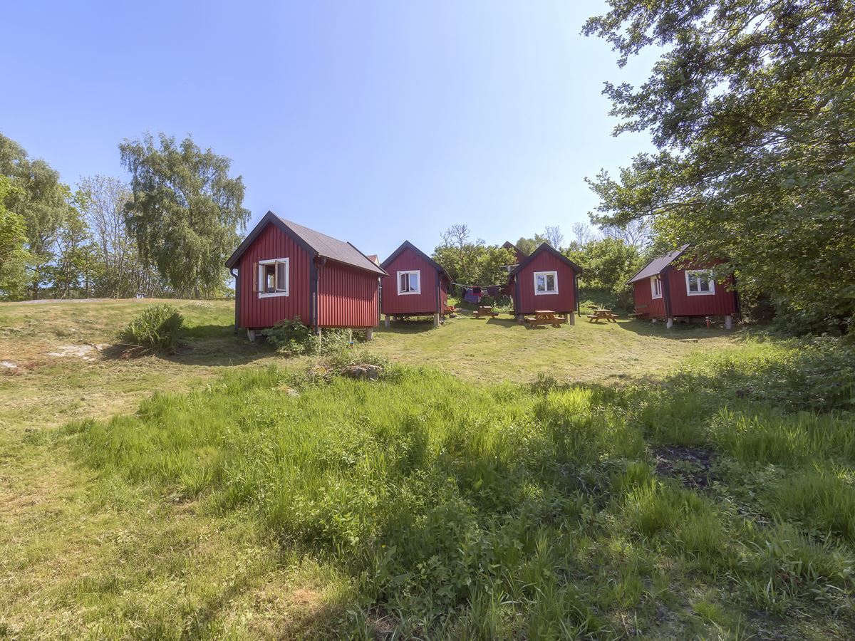 Cottages at Tärnö
