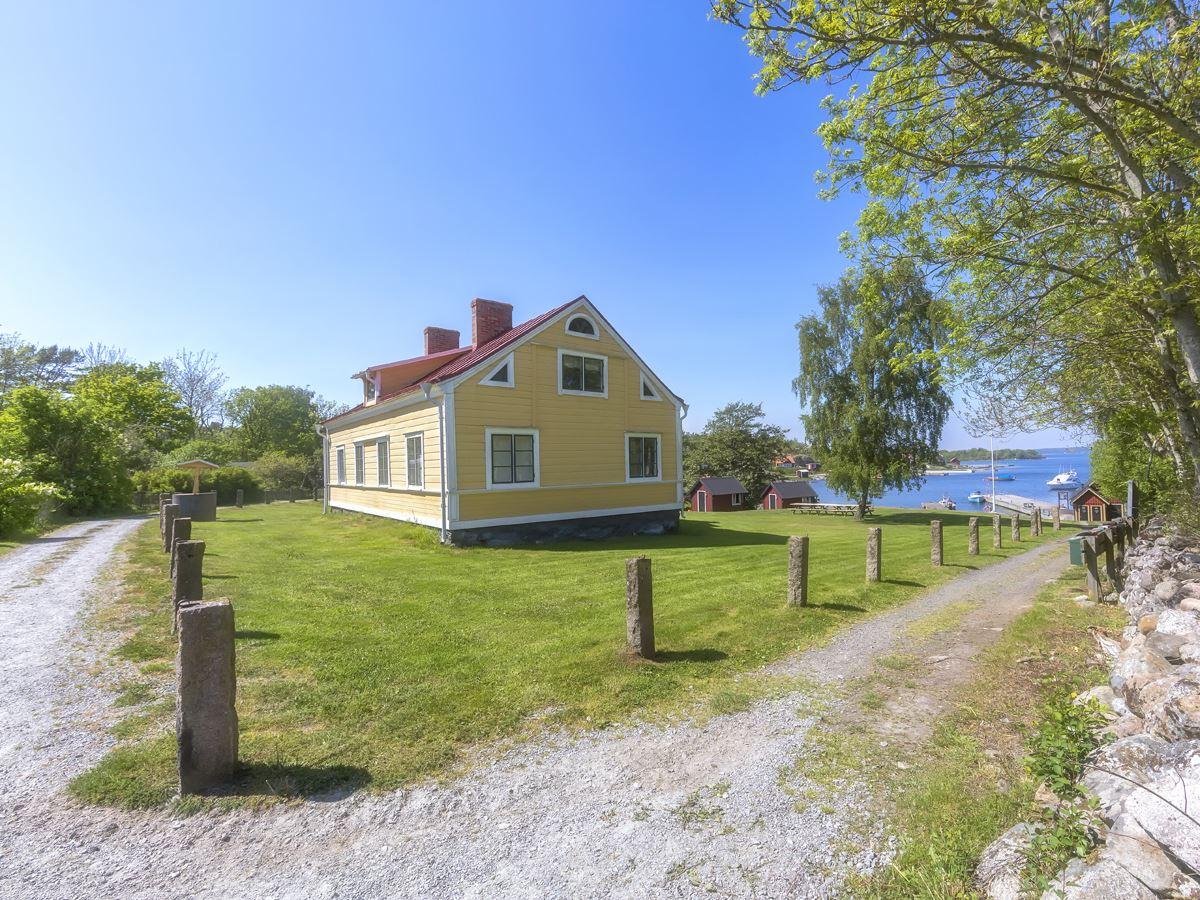 Cottages at Tärnö