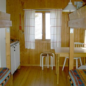 Accomodation at Tärnö