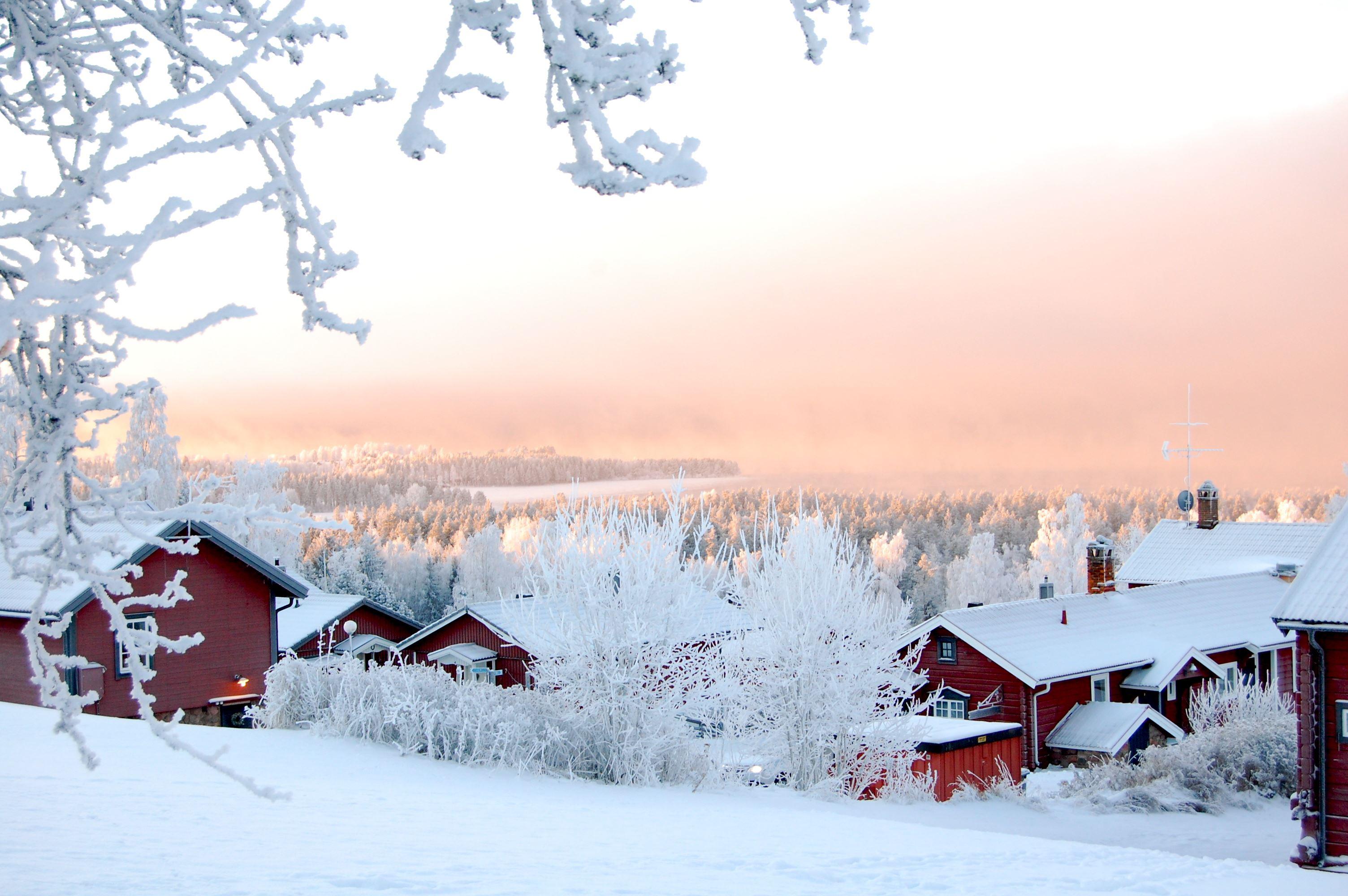 Lissjul i Tällberg