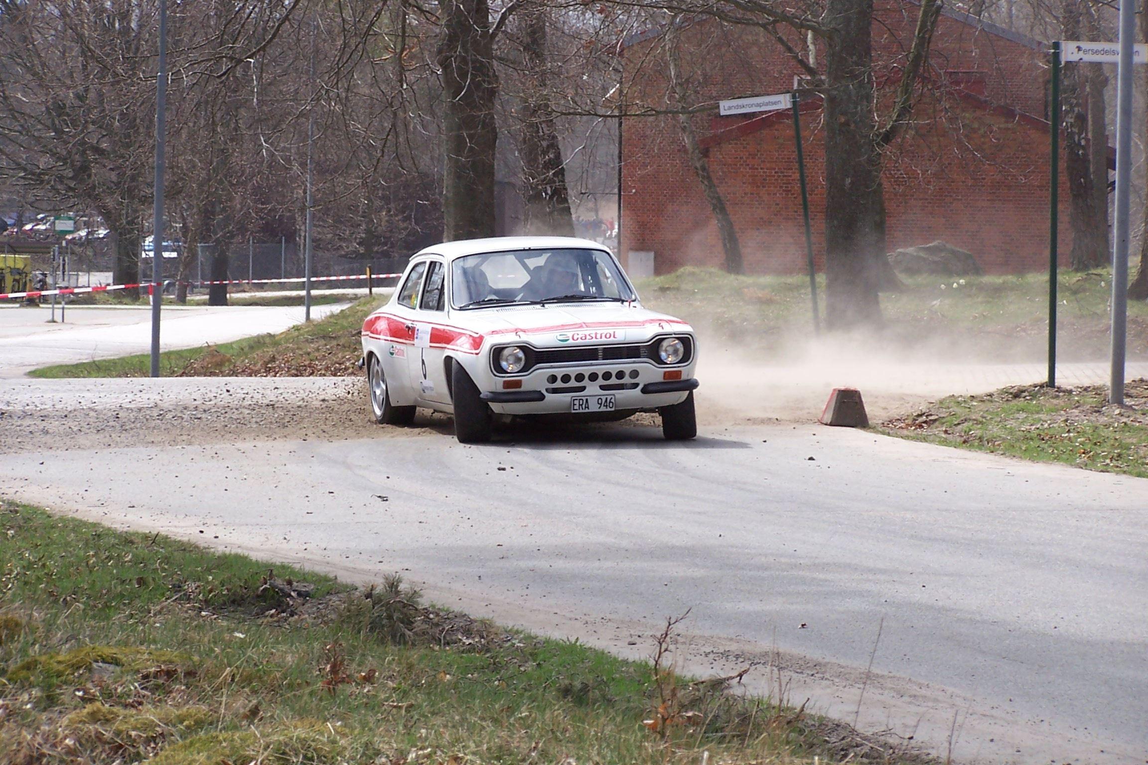 Hässleholm Grand Prix (Lille Mats Rallysprint)