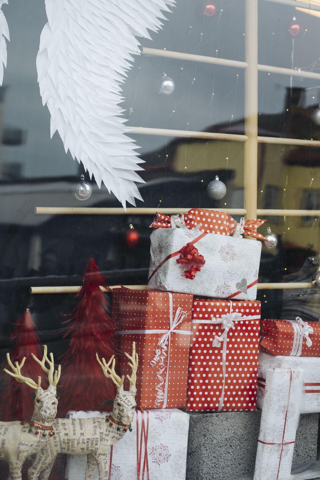 Julmarknad i Vaggeryd