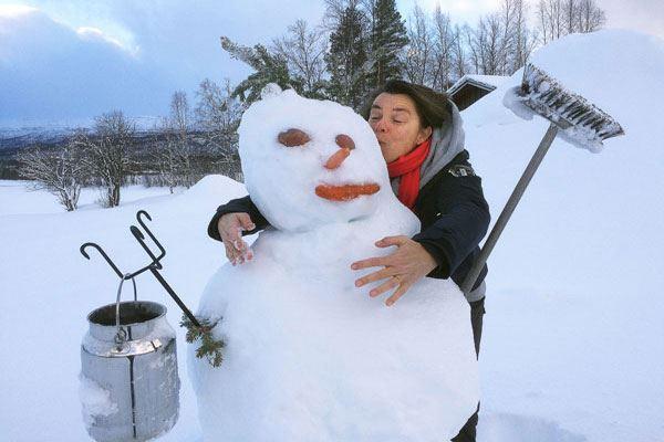 Snowman - Velkommen på besøk! - Destination Snowman