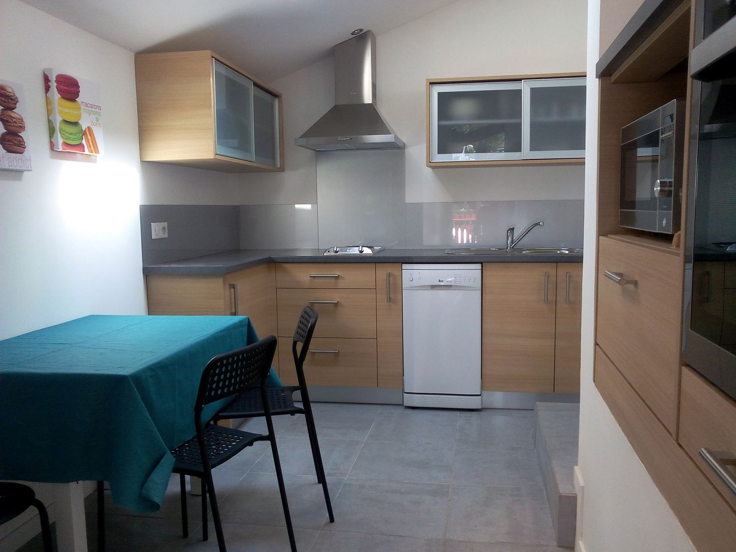 Semi-detached house Espoir - ANG2109