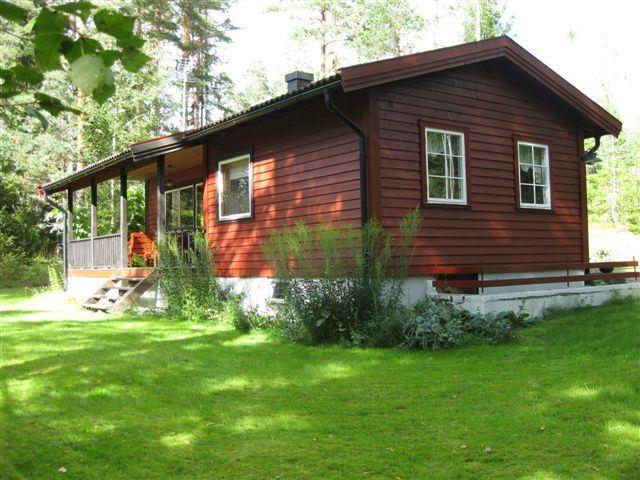 BFS143 Fjus - Stay at lake Västra Silen