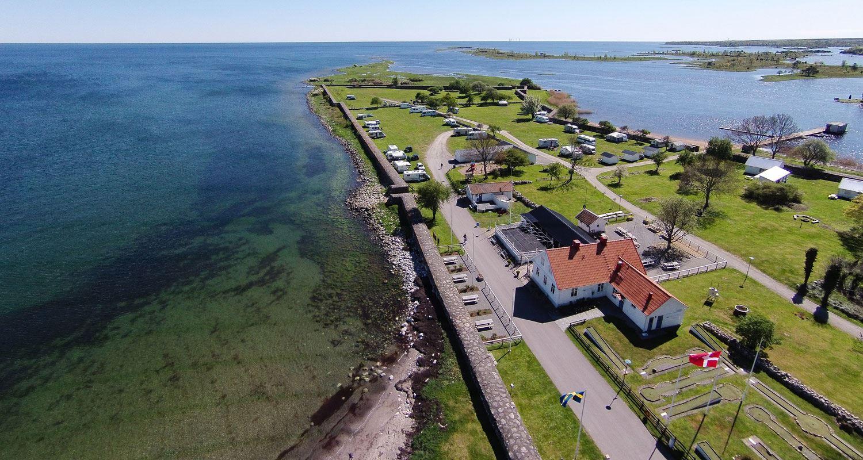 Kristianopel Resort's cottages