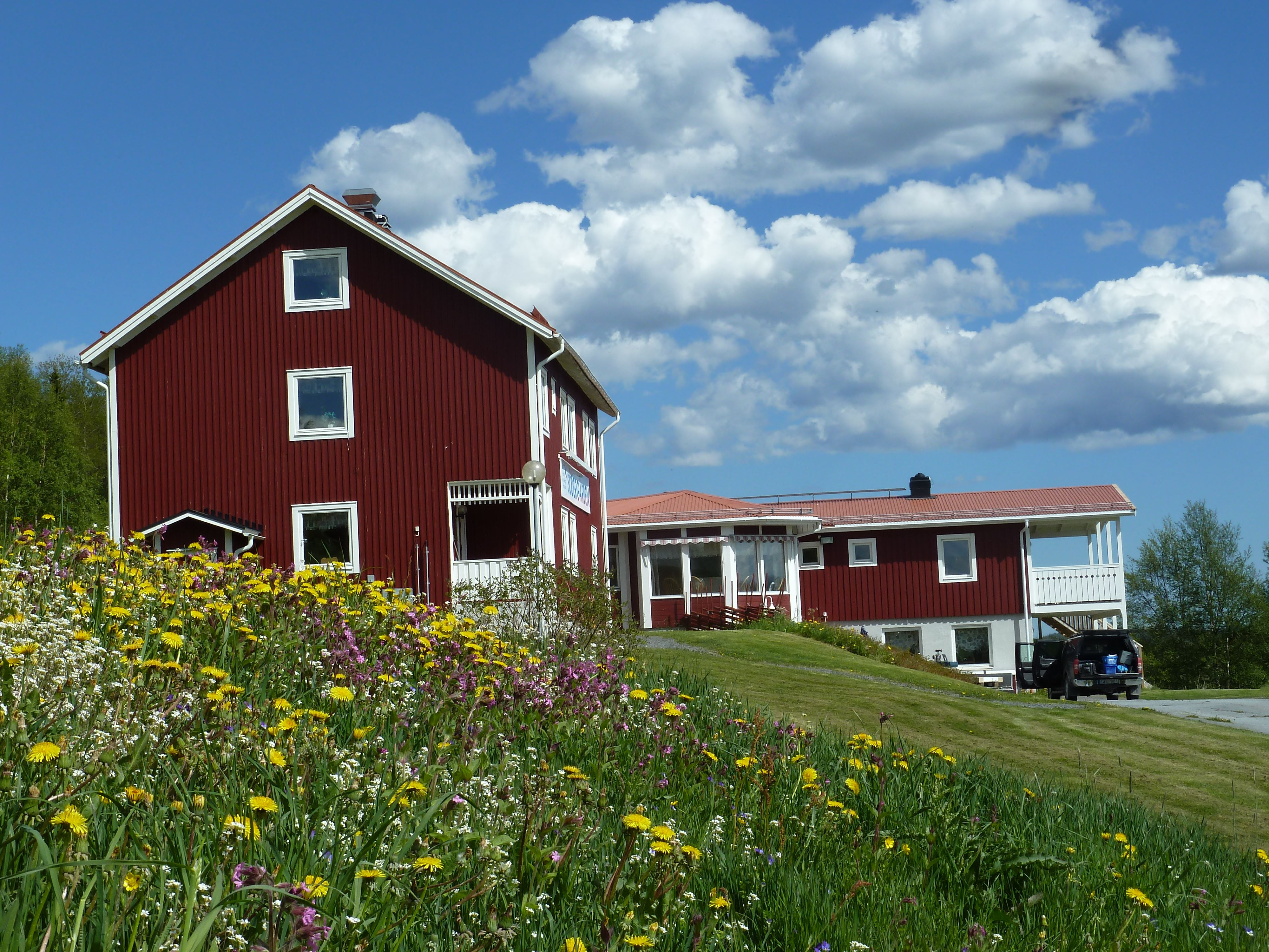 Södergården Åre, Astma & Allergianpassat
