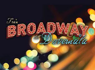 Foto: http://www.franbroadwaytillduvemala.se/,  © Copy: http://www.franbroadwaytillduvemala.se/, Från Broadway till Duvemåla
