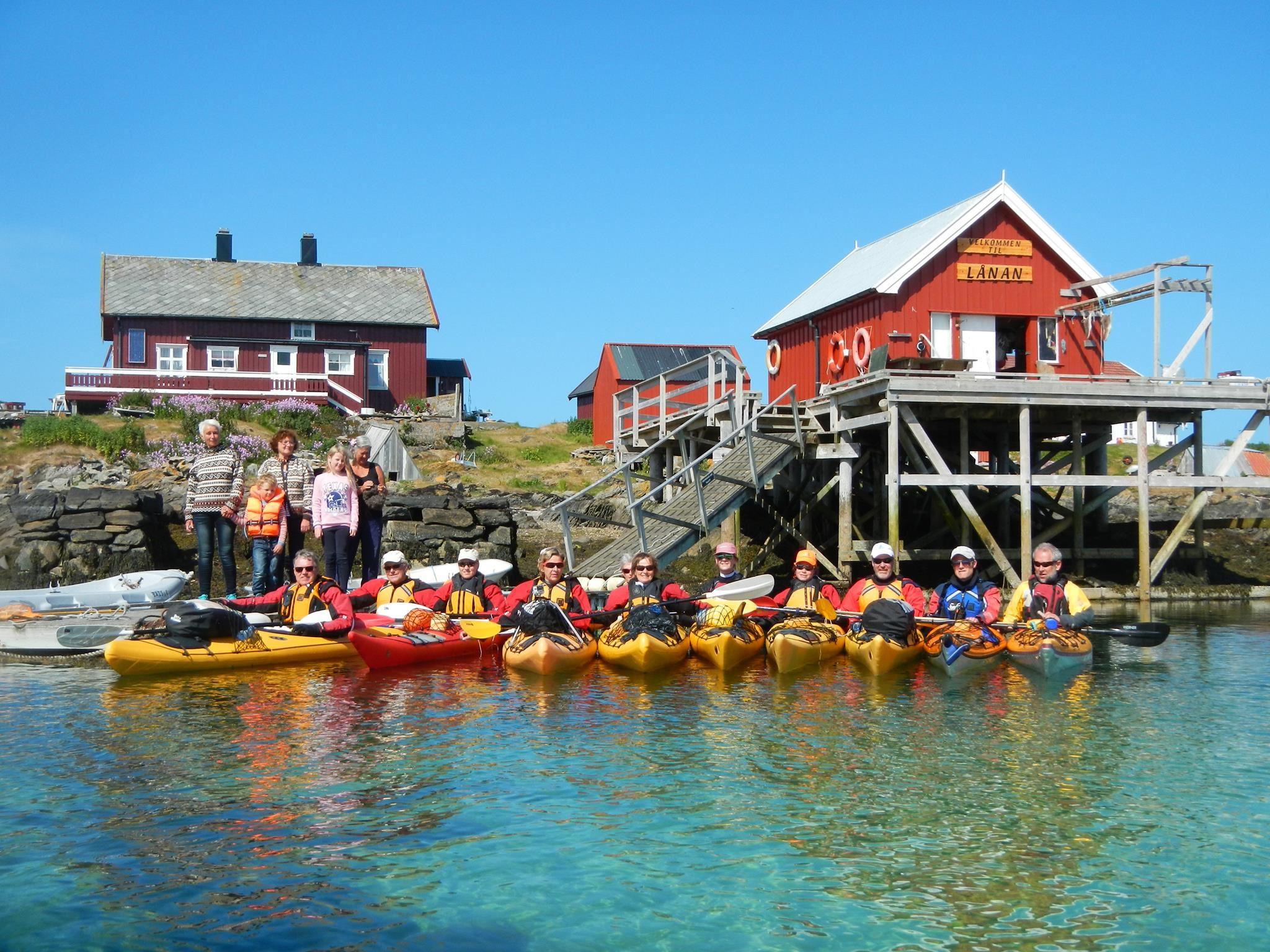 Hvitserktur - opplev kystkylturen i Vegaøyan Verdensarvområde