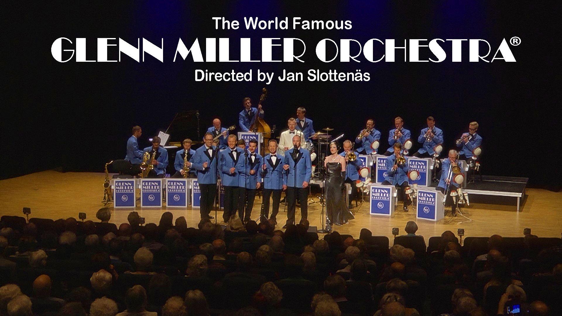 Foto: Glenn Miller Orchestra,  © Copy: Glenn Miller Orchestra, Glenn Miller Orchestra - A Tribute To The Great Big Bands