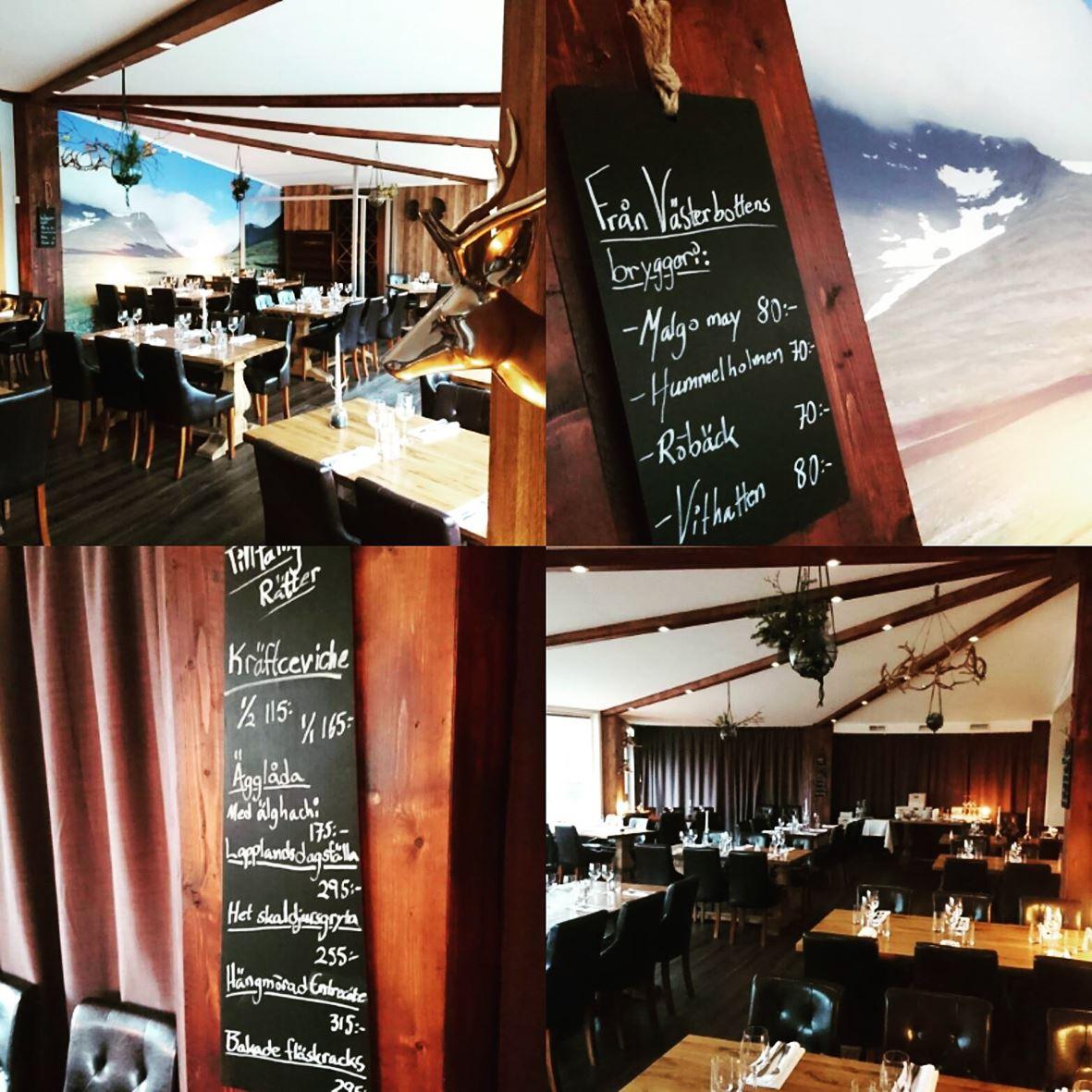 Hotell Lappland - Venue Lapland Restaurang 64
