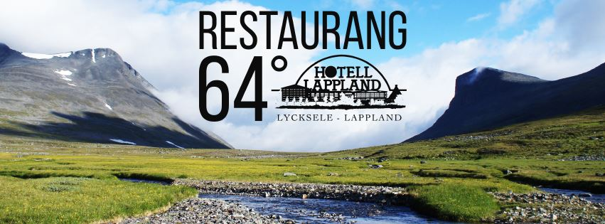Hotell Lappland - restaurant 64