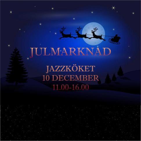 Julmarknad på Jazzköket
