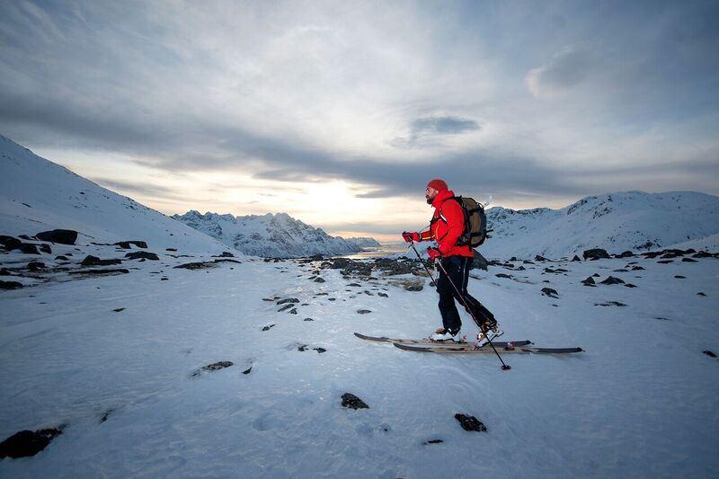 Lofoten Skimo-The Arctic Triple