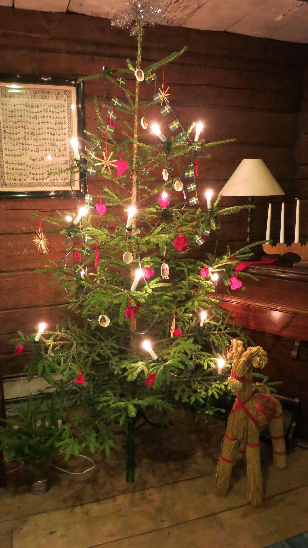 Julmys i hembygdsgården