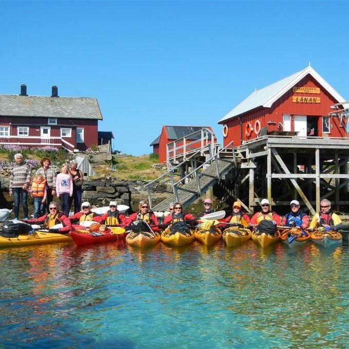 © Hvitserk, Hvitserktur - opplev kystkylturen i Vegaøyan Verdensarvområde