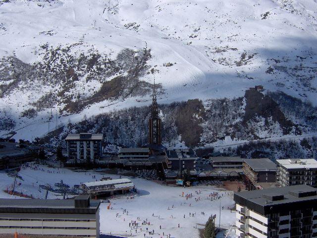 2 Pièces 4 pers ski au pied / Nant Benoit 720