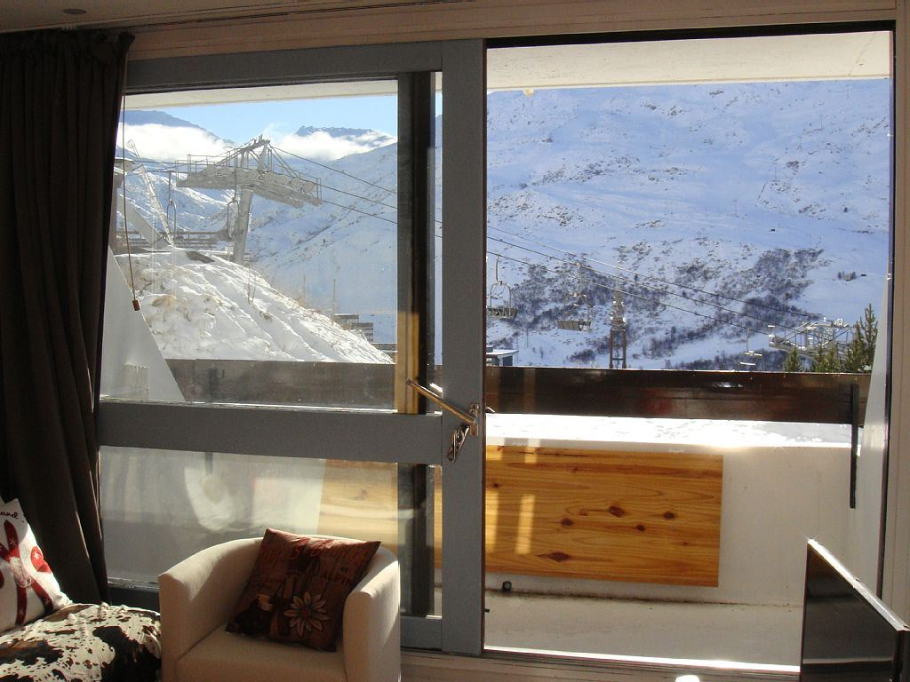 Studio 3 personnes ski aux pieds / TOUGNETTE 215