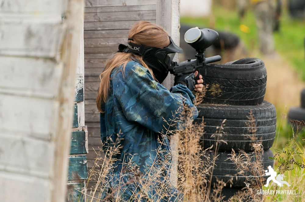 Gådeåby Paintball
