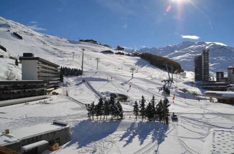 4 Pers Studio ski-in ski-out / CHAVIERE 516