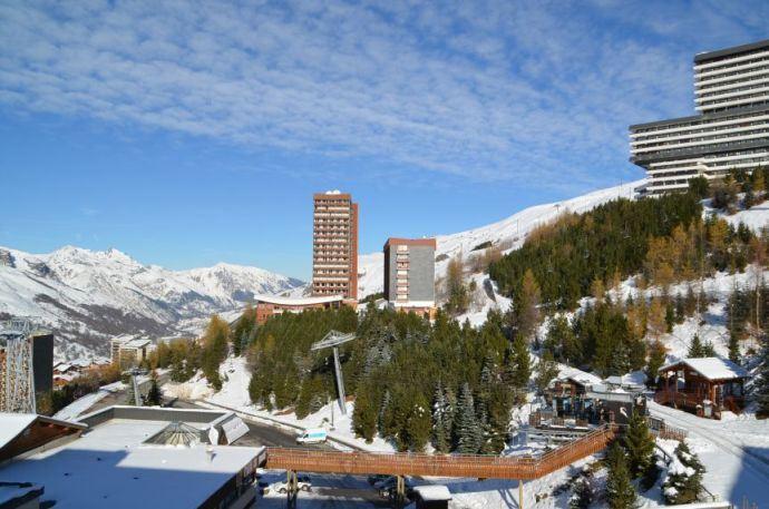 2 Pièces 4 Pers skis aux pieds / CHAVIERE 628