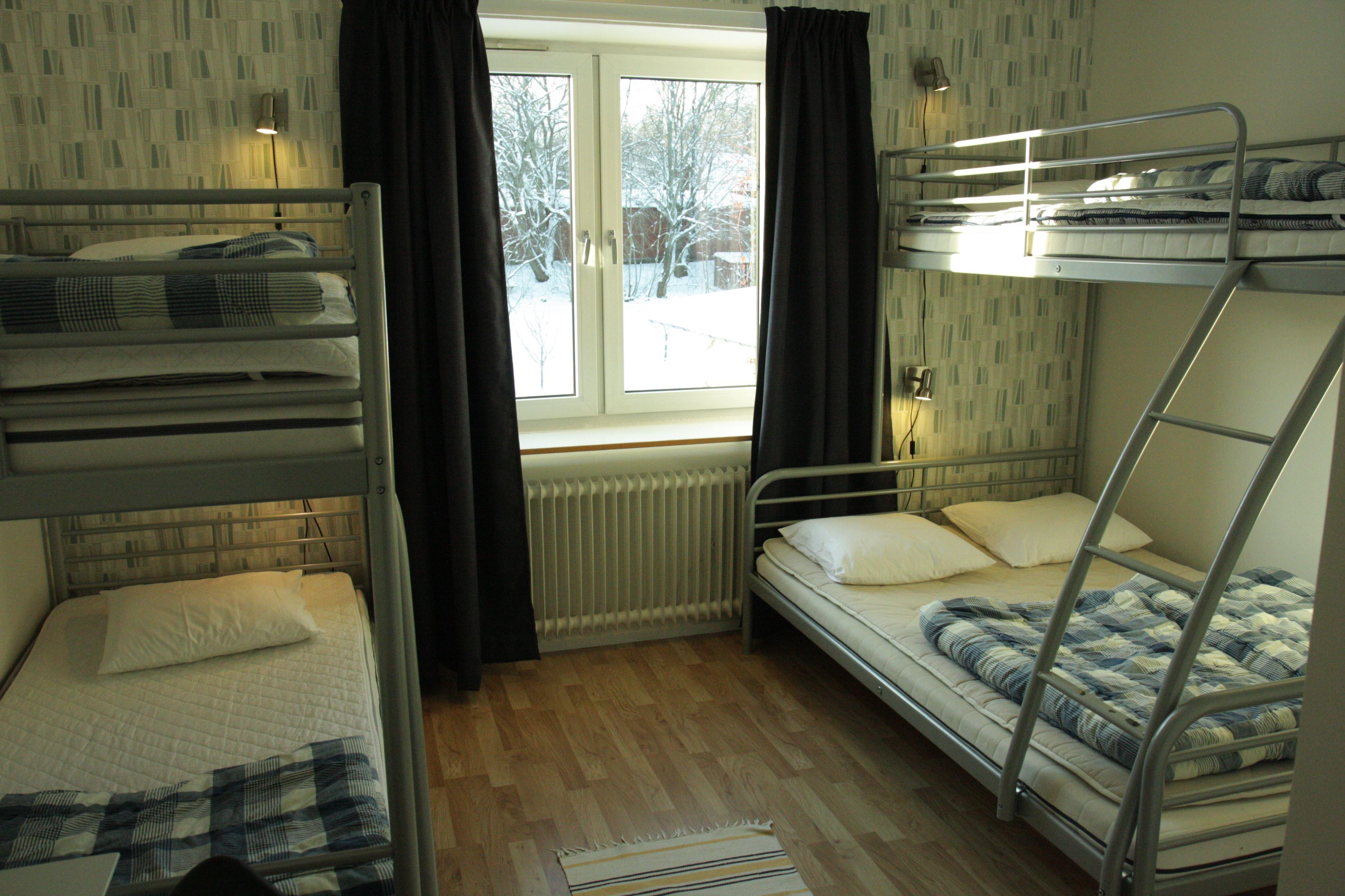 Falun/Vassbo, STF Hostel