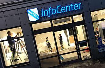 InfoCenter, Vetlanda