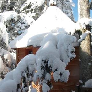 © Cabanes Perchees, HPCH12 - Cabanes perchées dans le Grand Tourmalet
