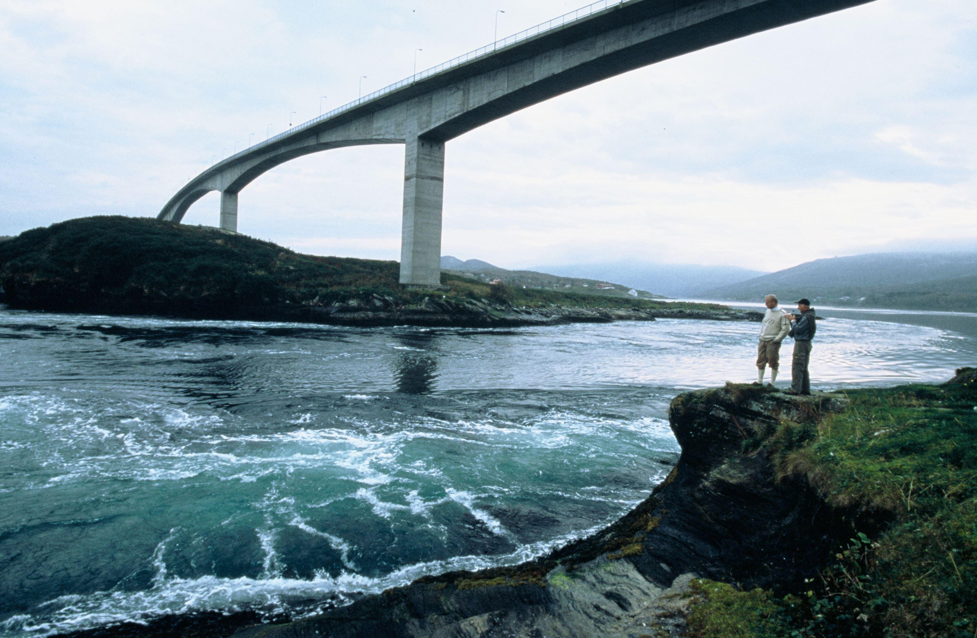 Opplevelsestur til Saltstraumen - verdens sterkeste tidevannstrøm