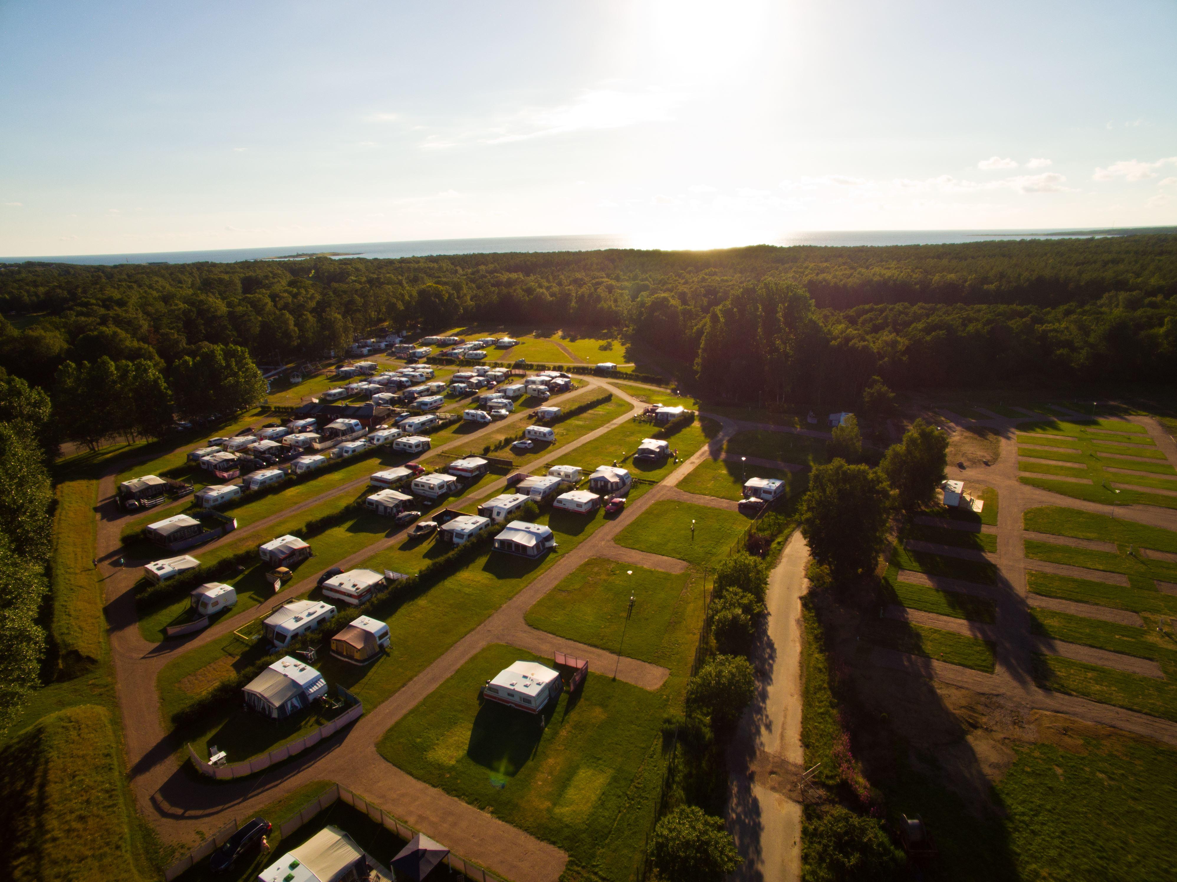 Nordic Camping Hagön/Stugor