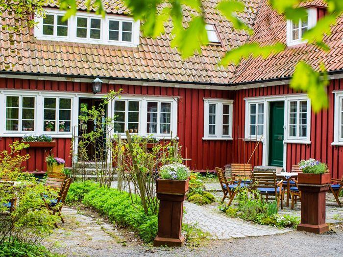 Vallåsens, STF Gästehaus