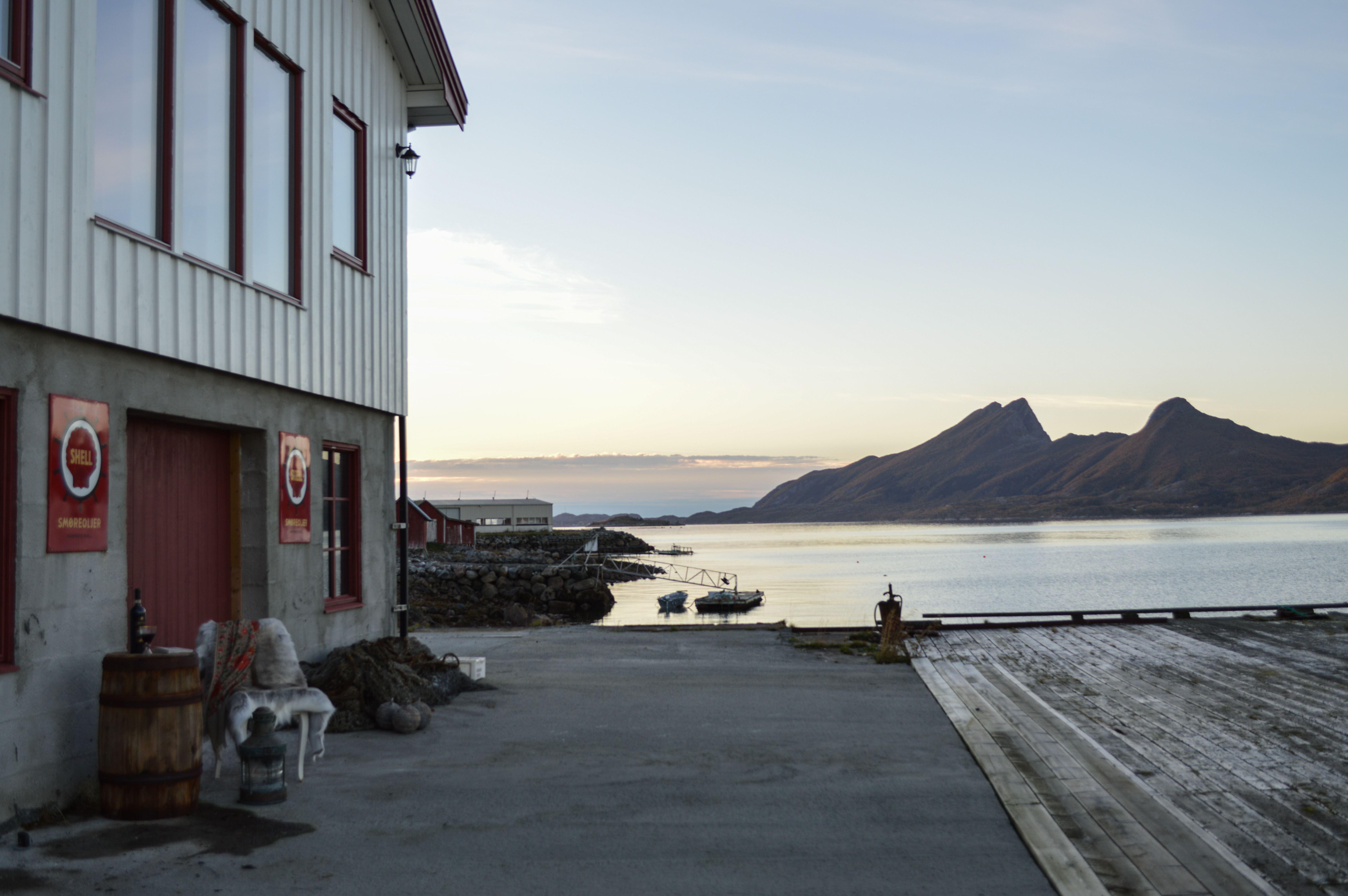 Vassdalsvik Sea Lodge