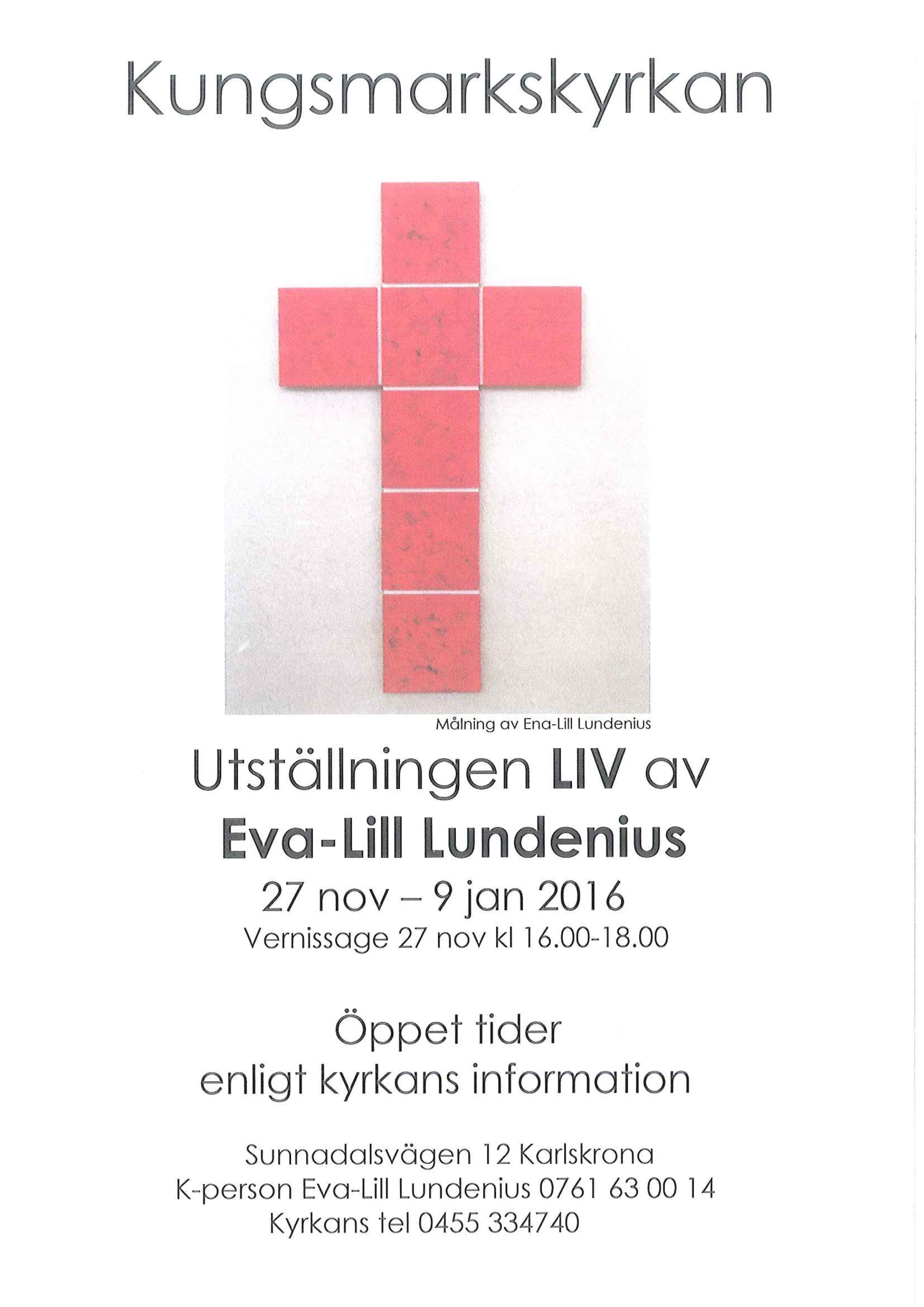 Utställning - LIV