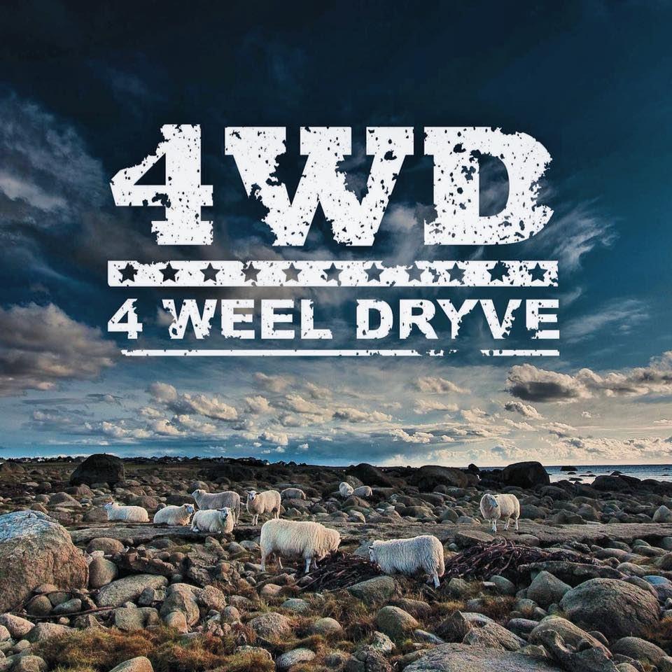 Konsert med 4 Weel Dryve