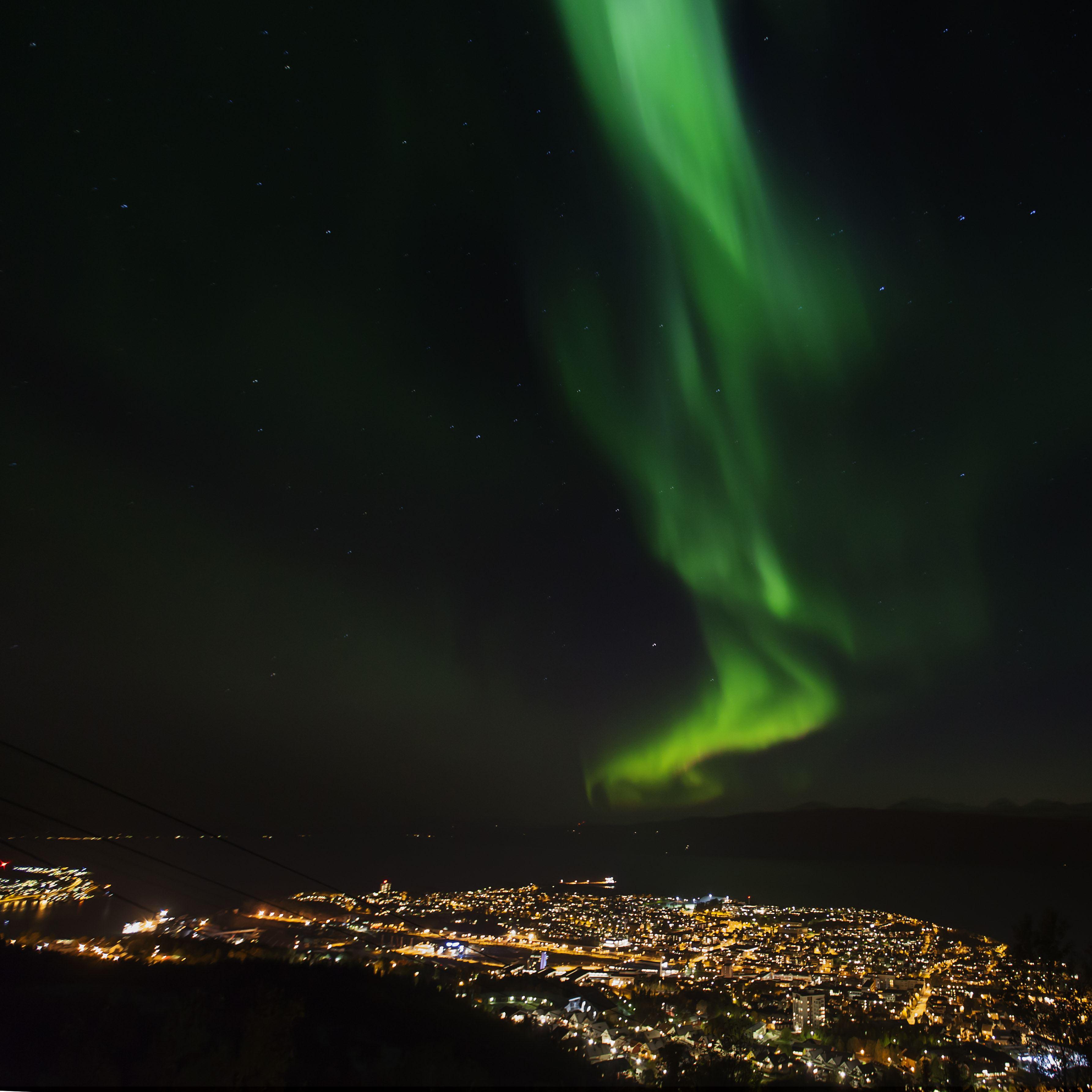 Jan Arne Pettersen,  © Jan Arne Pettersen, Nordlysjakt i den Arktiske Narvik Regionen