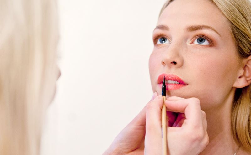 Make-up i grupp med Beauty4both