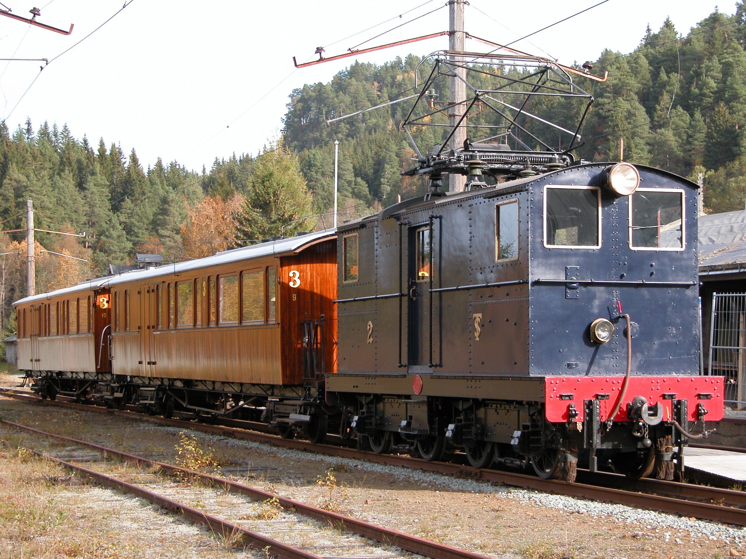 The Thamshavn Railway