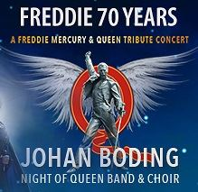 FREDDIE 70 YEARS - NIGHT OF QUEEN