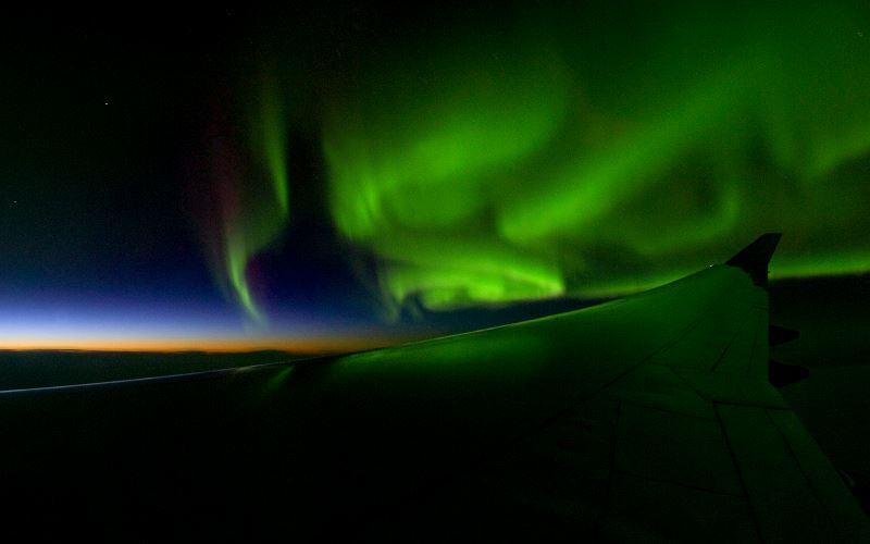 Yevgeny Pashnin, Creative Commons,  © Yevgeny Pashnin, Creative Commons, Aurora Flight - Tromsø Budget Tours