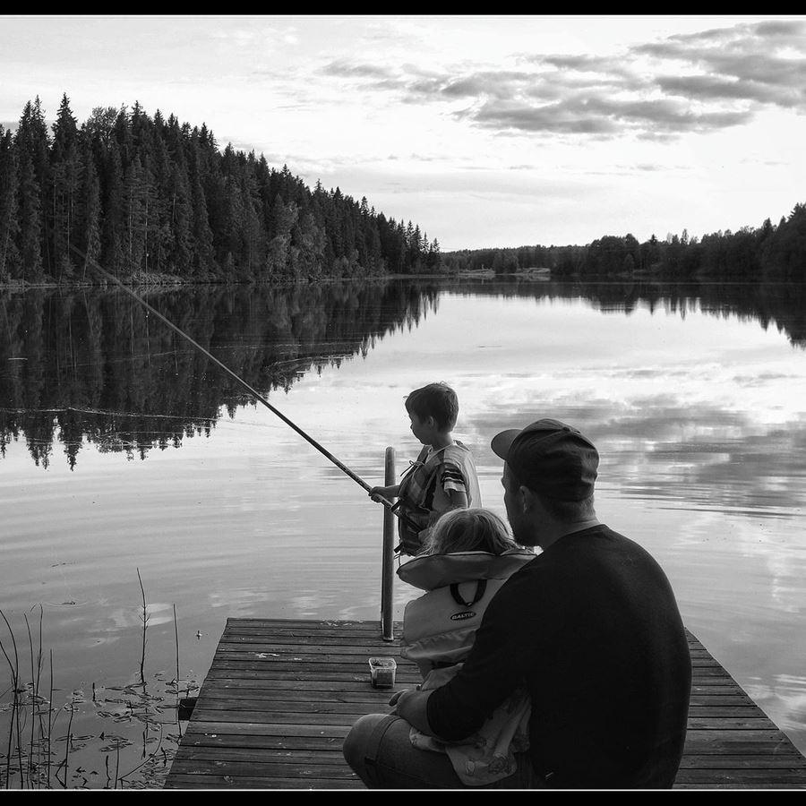 Fiskekort Valsansjöarnas FVO Ortskort + Gästkort