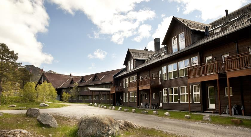 Hovden Resort - apartments and hotel rooms