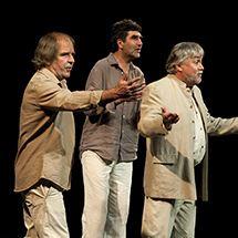 Voix bretonnes, Concert du trio Brou-Hamon-Quimbert