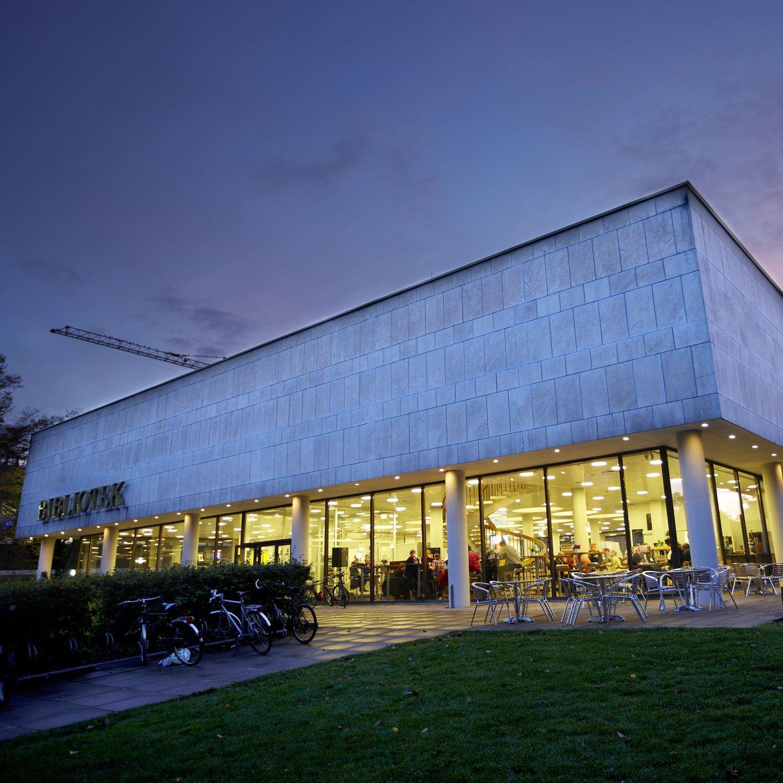 Medborgarkontoret på stadsbiblioteket