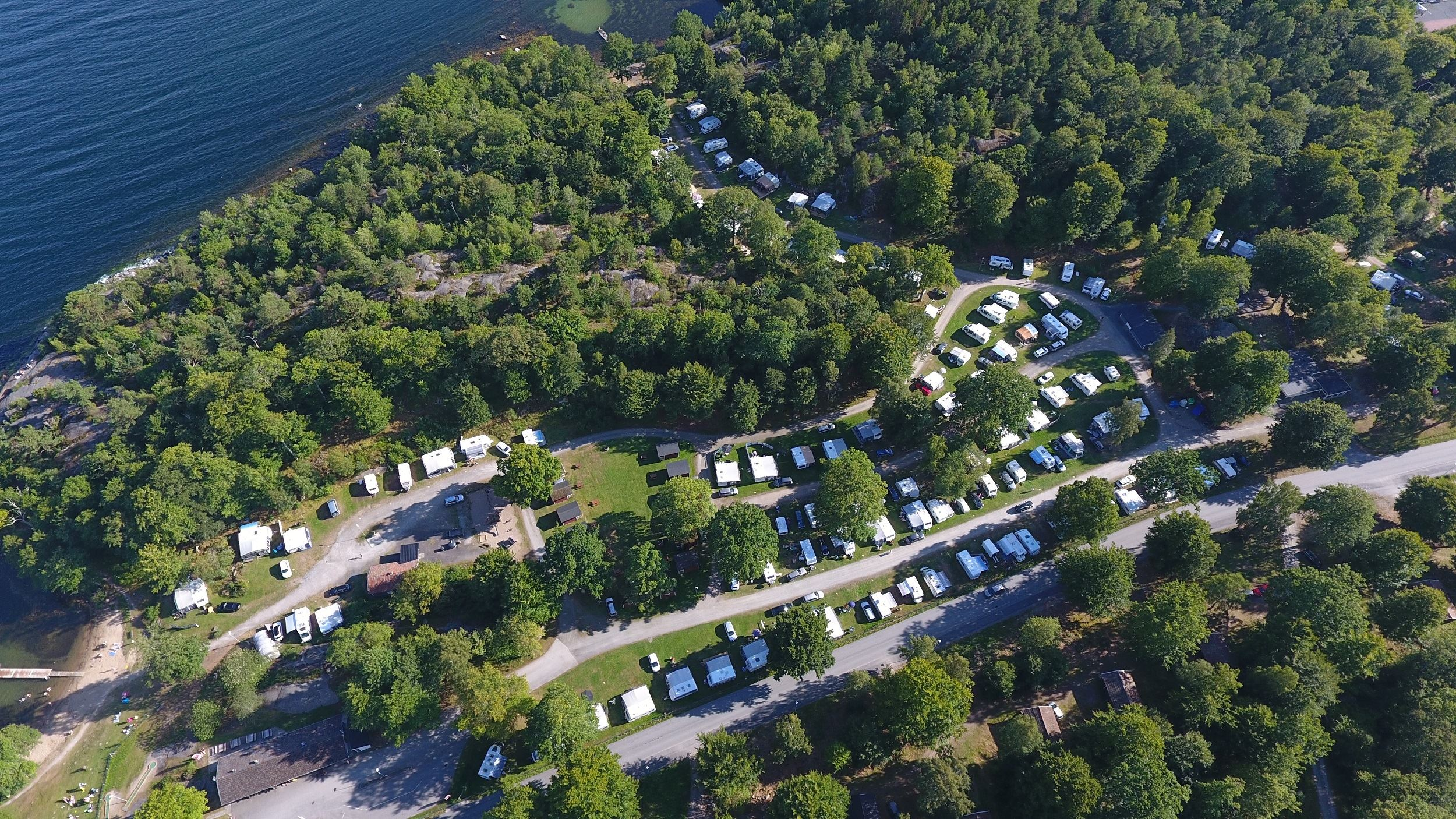 Kolleviks Camping /Cottages