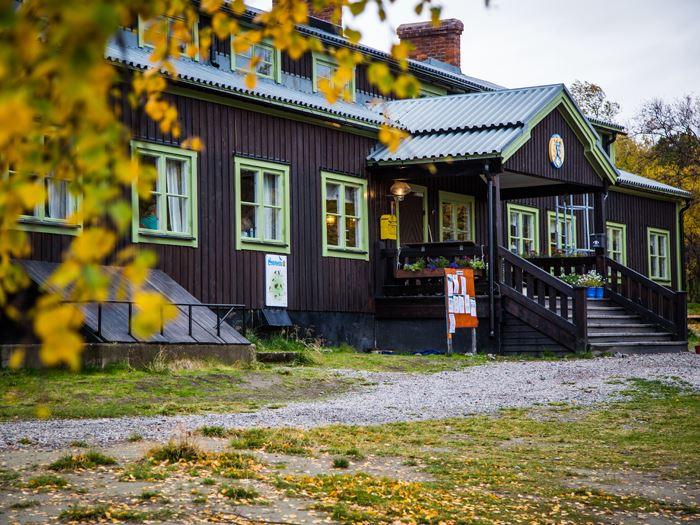 STF Saltoluokta Fjällstation